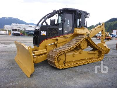 2004 CATERPILLAR 527GR Track Grapple Skidder