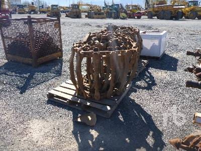 Steel Skidder Tracks Equipment Attachment - Other