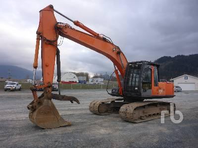 2005 HITACHI ZX200LC Hydraulic Excavator