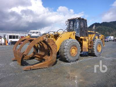 2000 CATERPILLAR 980G Wheel Loader