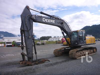 2007 JOHN DEERE 350D LC Hydraulic Excavator