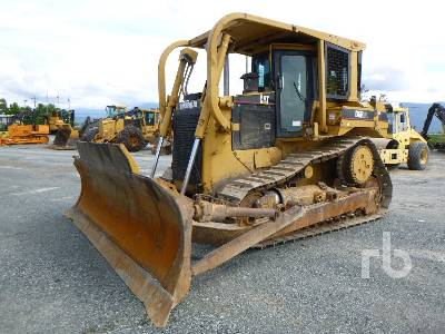 1999 CATERPILLAR D6R XL Crawler Tractor