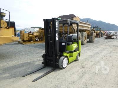 1998 CLARK CGC25 Forklift