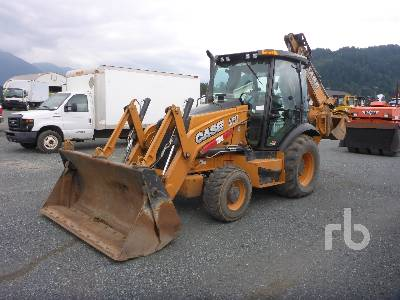 2016 CASE 580SN 4x4 Loader Backhoe