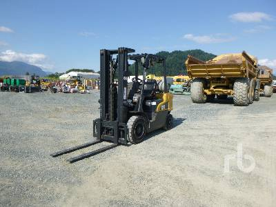 2017 CATERPILLAR GP25N Forklift