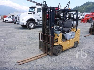 2000 CATERPILLAR GC25 5000 Lb 4EM91622 Forklift