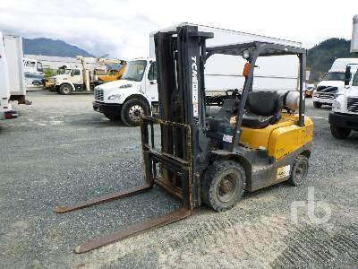 TCM FG25T3L Forklift