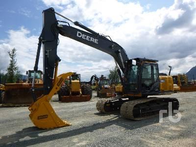 2017 JOHN DEERE 180GLC Hydraulic Excavator