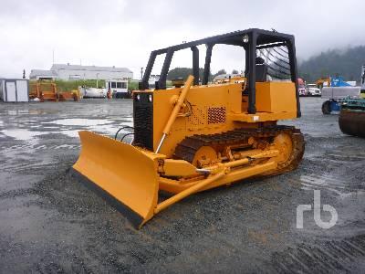 1975 CASE 1150B Crawler Tractor