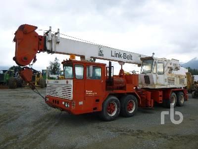 1976 LINK-BELT HT300 30 Ton Hydraulic Truck Crane