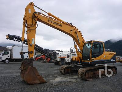 2014 HYUNDAI 210LC-9 Hydraulic Excavator
