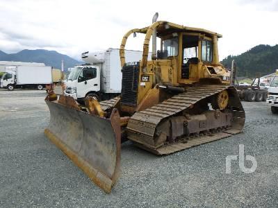 1990 CATERPILLAR D5H LGP Series II Crawler Tractor
