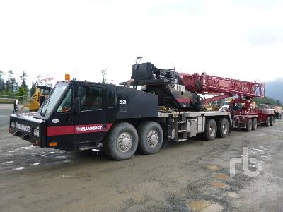 2013 LINK-BELT HTC86100 100 Ton All Terrain Crane