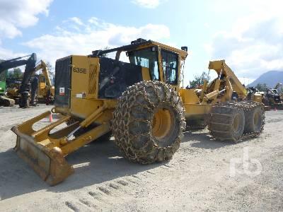 2016 TIGER CAT 635E 6x6 Skidder