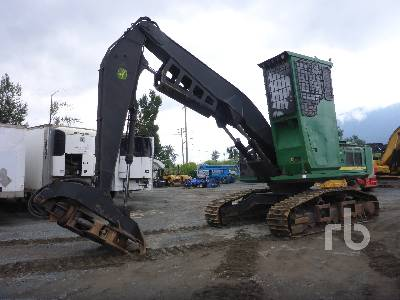 2015 JOHN DEERE 2954D Log Loader