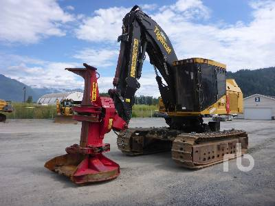 2014 TIGER CAT L870C Feller Buncher