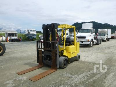 2003 HYSTER S120XMS Forklift