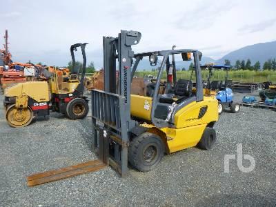 JUNGHEINRICH TFG30BS 6000 Lb Forklift