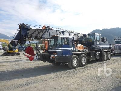 1985 GROVE TMS300 T/A T/A Hydraulic Truck Crane