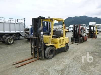 HYSTER H50XM 4000 Lb Forklift