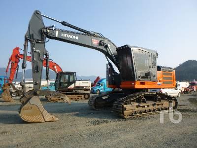 2017 HITACHI ZX260F-6 LC Roadbuilder Hydraulic Excavator