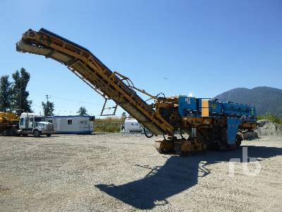 1999 CMI PR800-7/12 MILL Crawler Cold Planer