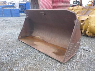 FINNING 110 In. Wheel Loader Bucket
