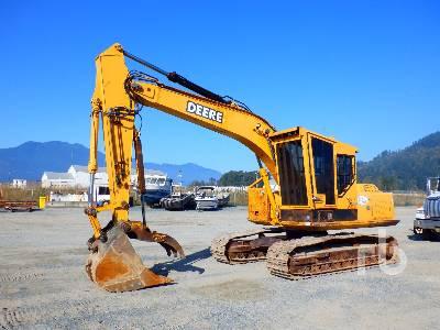 2004 JOHN DEERE 200 LC Hydraulic Excavator
