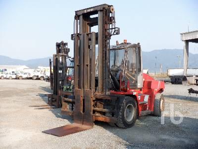 2005 KALMAR DCE90-6 19000 Lb Forklift