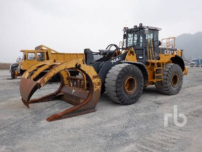 2005 JOHN DEERE 744J Wheel Loader