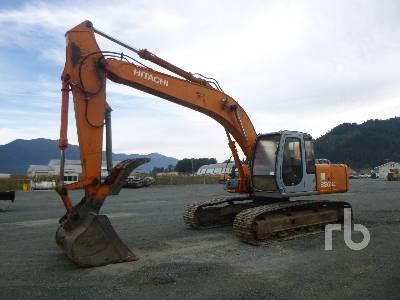 1997 HITACHI EX200LC-5 Hydraulic Excavator