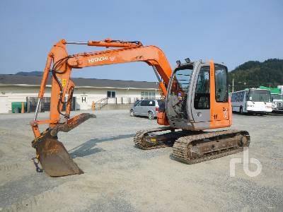 2000 HITACHI ZX75 Midi Excavator (5 - 9.9 Tons)