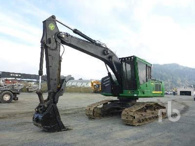 2012 JOHN DEERE 2154D Roadbuilder Hydraulic Excavator