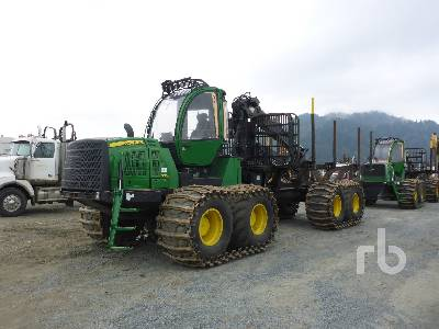 2015 JOHN DEERE 1910E Forwarder