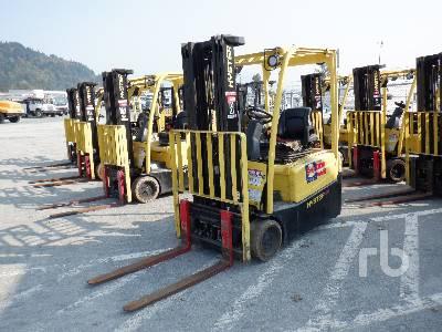 2015 HYSTER J40XNT Forklift