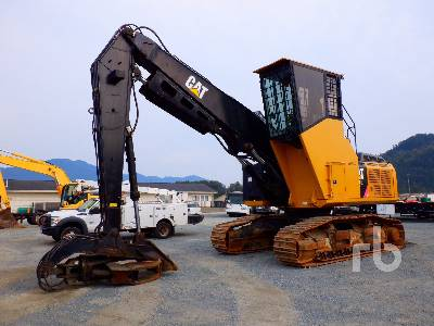 2012 CAT 568LL Log Loader