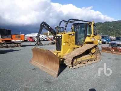 2004 CAT D5N LGP Crawler Tractor