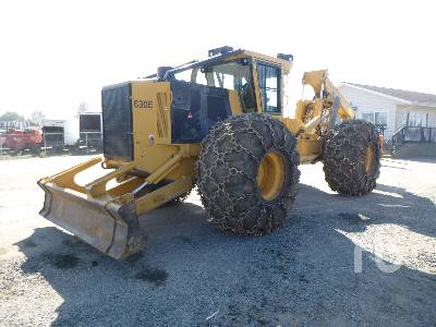 2016 TIGER CAT 630E Skidder