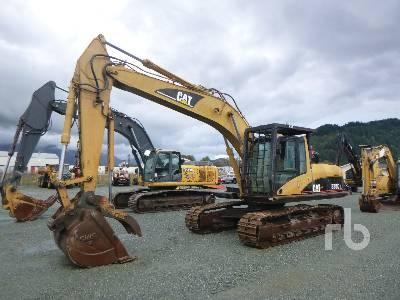 2001 CATERPILLAR 320C LC Hydraulic Excavator