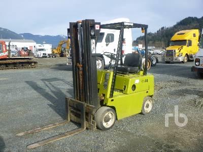1996 CLARK C500 Forklift
