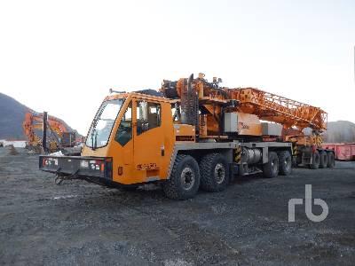 2008 GROVE TMS9000E 110 Ton 8x4x4 Hydraulic Truck Crane