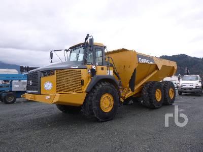 2013 JOHN DEERE 460ET Articulated Dump Truck