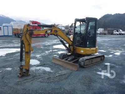 2015 CATERPILLAR 303.5E2 CR Mini Excavator (1 - 4.9 Tons)