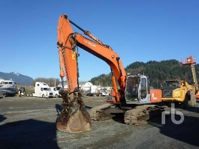 1999 HITACHI EX220LC-5 Hydraulic Excavator