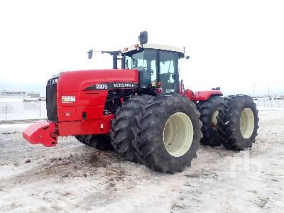 2014 VERSATILE 2375 4WD Tractor