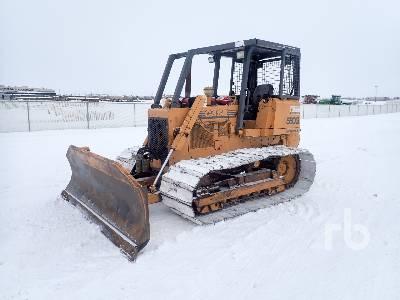 1998 CASE 550G Crawler Tractor