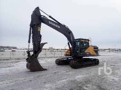 2015 VOLVO EC250EL Hydraulic Excavator