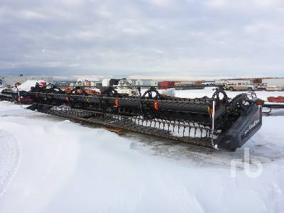 2012 MACDON D60-S 35 Ft Draper Header