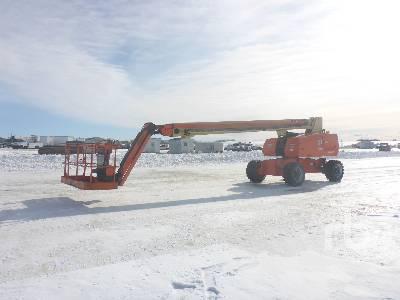 2012 JLG 860SJ 4x4 Boom Lift
