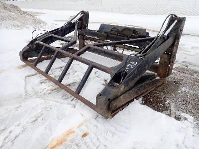WELDCO-BEALES PG20 Hydraulic Pipe Wheel Loader Grapple